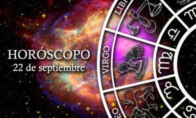 Horóscopo del 22 de septiembre