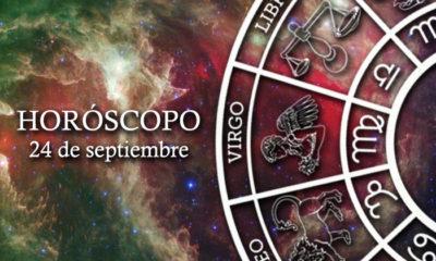 Horóscopo del 24 de septiembre