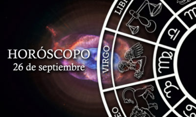 Horóscopo del 26 de septiembre