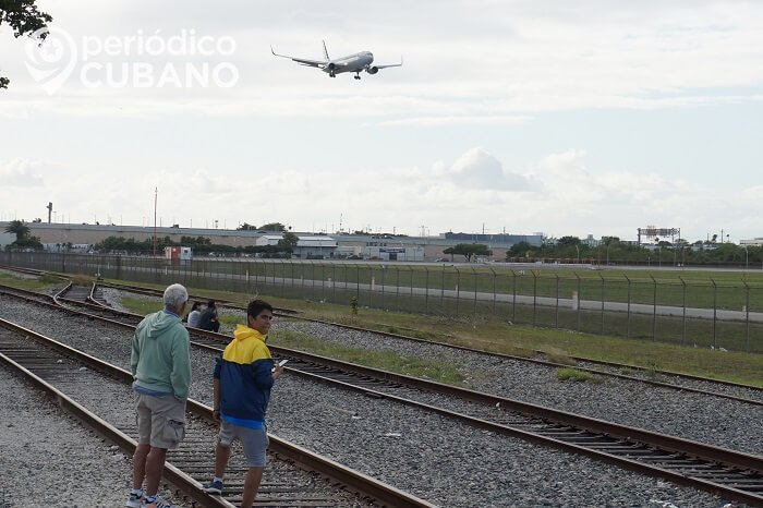 Agotado el vuelo humanitario del 21 de octubre con ruta de La Habana a Miami