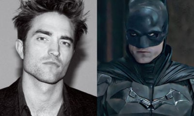 The Batman! Robert Pattinson