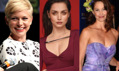 De Michelle Williams, Ana de Armas y Ashley Judd
