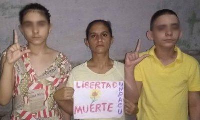 Amenazan con retirar la custodia de sus hijos a la familia opositora de Holguín