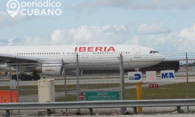 Iberia reanuda sus vuelos a Cuba en octubre
