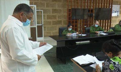 Ciego de Ávila reporta focos de infección de COVID-19 en todos sus municipios