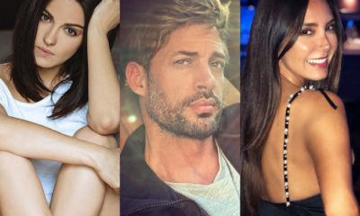 Maité Perroni, William Levy y Elizabeth Gutiérez
