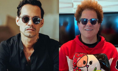 Marc anthony y Romero Brito