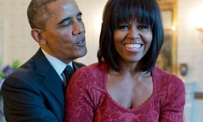 Michelle Obama revela sus tips en el amor
