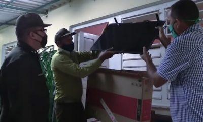 Detienen a hombre en Pinar del Río por cometer varios robos con fuerza a viviendas