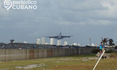 Programado un vuelo humanitario desde Cuba a Miami para el 14 de octubre