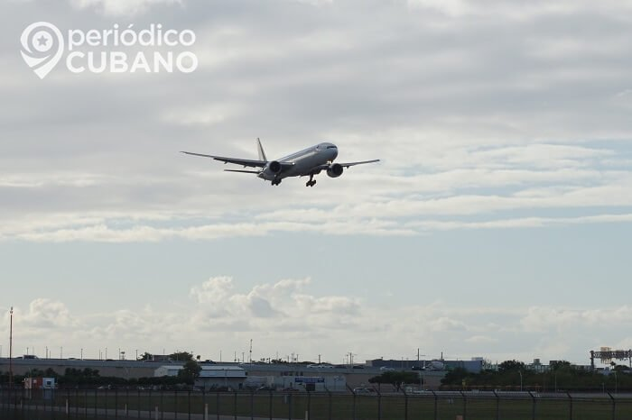 Programan nuevo vuelo humanitario de La Habana a Miami para el 24 de octubre