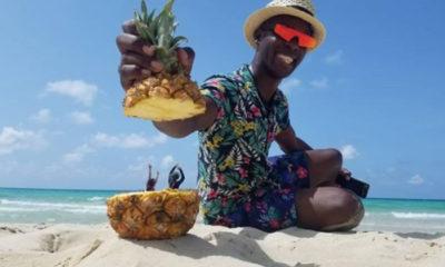 Reguetonero cubano La Crema
