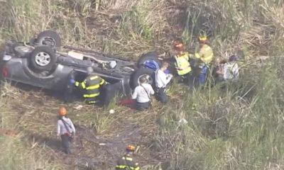 Nadie llevaba cinturón de seguridad en el accidente donde falleció bebé en Broward