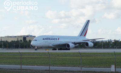 Vuelos a Cuba Air France planea 3 rutas aéreas La Habana-París en octubre