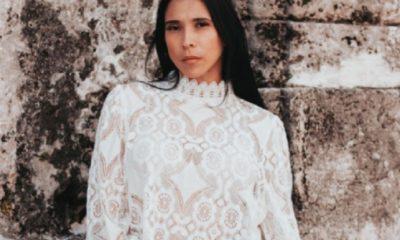 """Yuliet Cruz pide a la Virgen de la Caridad del Cobre """"bendición para todos los cubanos"""""""