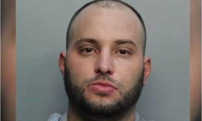 Un cubano en Hialeah es arrestado por golpear y amenazar de muerte a su esposa e hijo