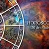 Horóscopo del 20 de octubre