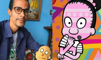 Caricaturista cubano Víctor Alfonso Cedeño