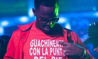 Chocolate MC ofende a una mujer en pleno concierto
