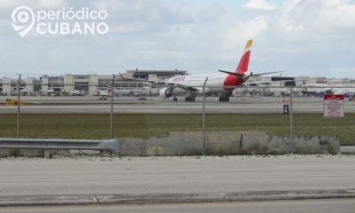 Confirman nuevo vuelo desde Cuba en Iberia