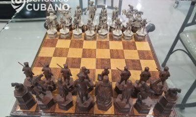Cuba participará con 2 equipos de ajedrez en el Campeonato Universitario de Deportes de la Mente