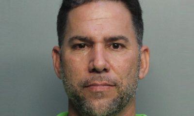 Cubano en Miami arrestado por disparar contra el coche de su ex esposa