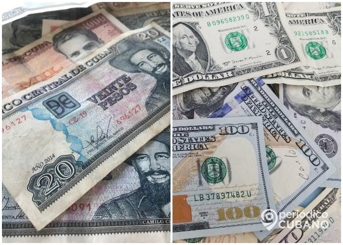 Economista estima cuál sería la tasa de cambio entre el dólar y peso cubano