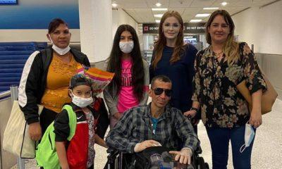 El opositor cubano Ramón Arboláez, enfermo de cáncer, recibirá tratamiento médico en Miami