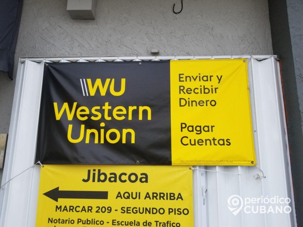 Fin de las remesas a Cuba por Western Union, la compañía cierra sus 407 oficinas en la Isla