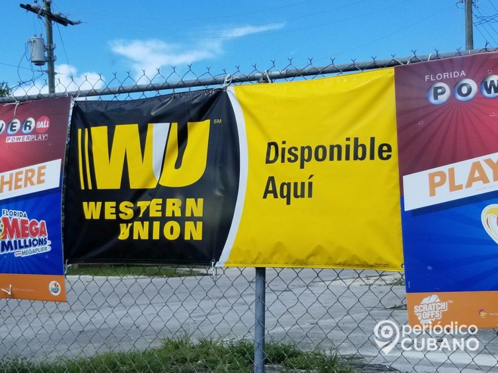 Fincimex culpa a Western Union por no entregar las remesas en dólares a los cubanos
