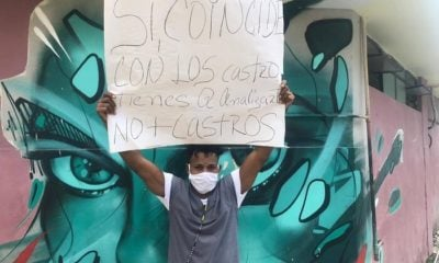 Más de 40 protestas se realizaron en territorio cubano durante el mes de septiembre