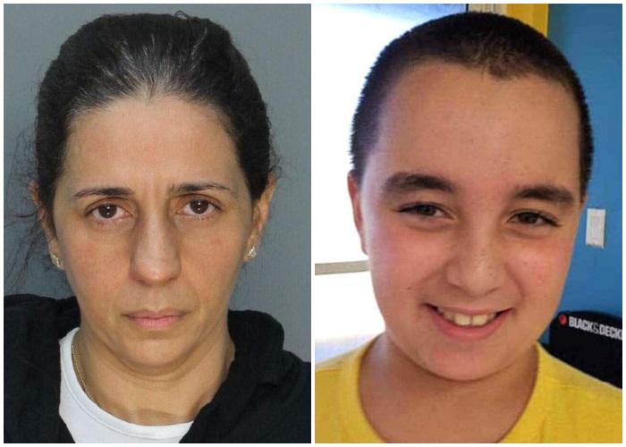 Madre que ahogó a su hijo en un canal de Miami-Dade enfrenta pena de muerte