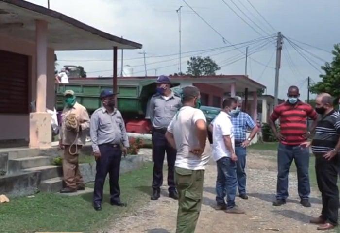 COVID-19 provoca adopción de nuevas medidas en Consolación del Sur, Pinar del Río