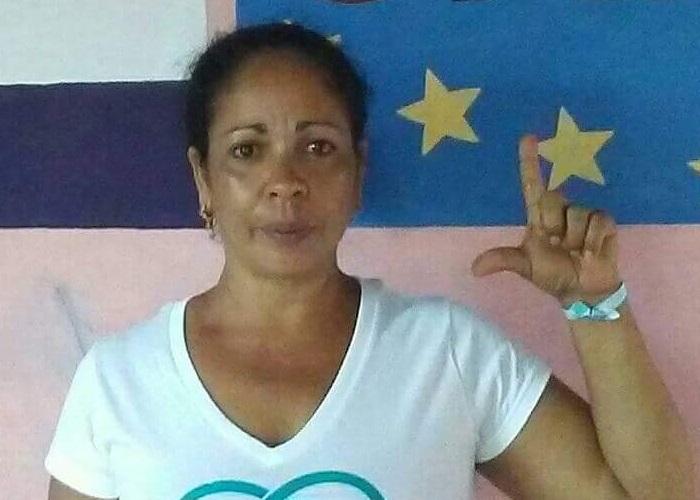 Presa política Aimara Nieto cumple más de 6 meses sin ver a su familia y con llamadas limitadas