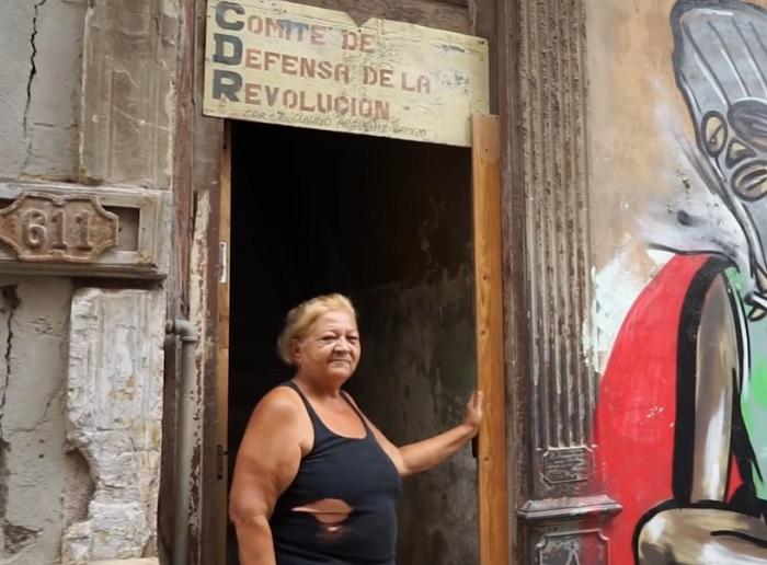 Presidenta del CDR de La Habana Vieja destituida por denunciar situación precaria ante medios independientes