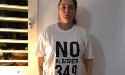"""Activista Tania Bruguera denuncia malestar después de presunto """"ataque sónico"""""""