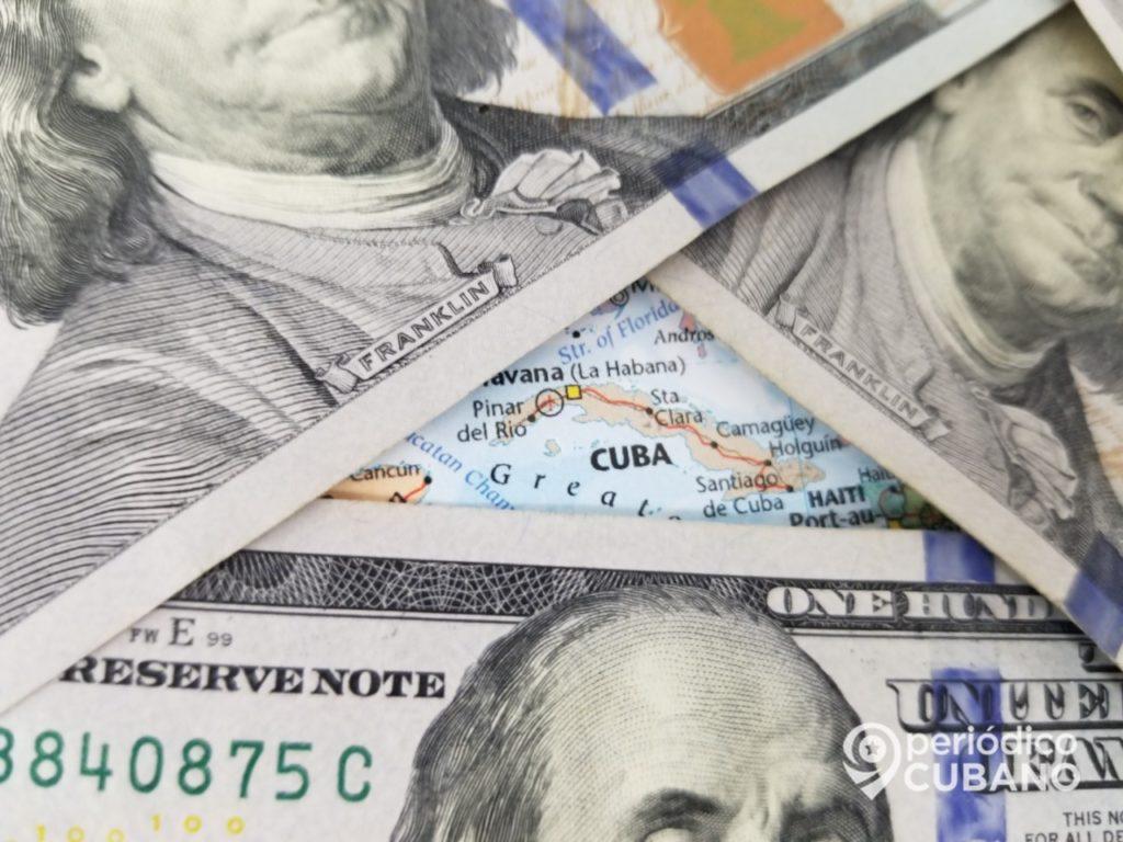 Remesas a Cuba caerían un 15%, según estima la Cepal
