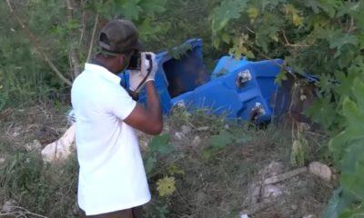 Arrestan a 6 cubanos en La Habana por robar tanques recolectores de basura