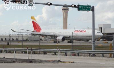 Vuelo desde La Habana a Madrid en Iberia está programado para el 25 de octubre