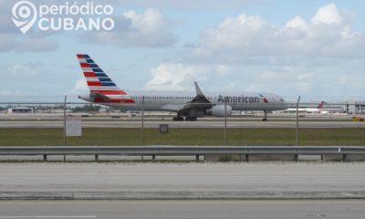 Vuelos a Cuba desde Miami en America Airlines se reanudan en noviembre
