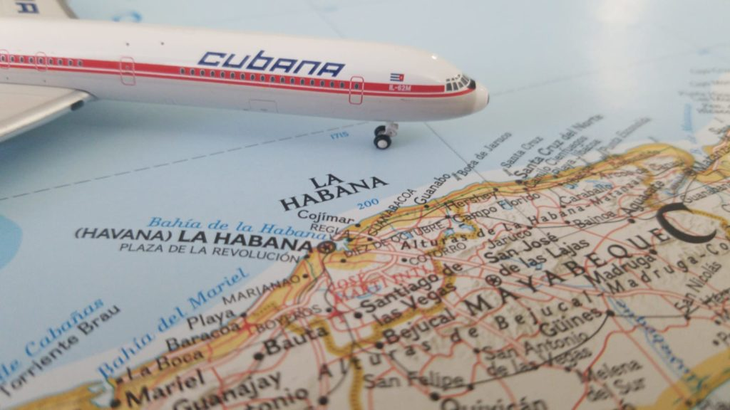 Vuelos a Cuba desde Rusia inician este 14 de octubre