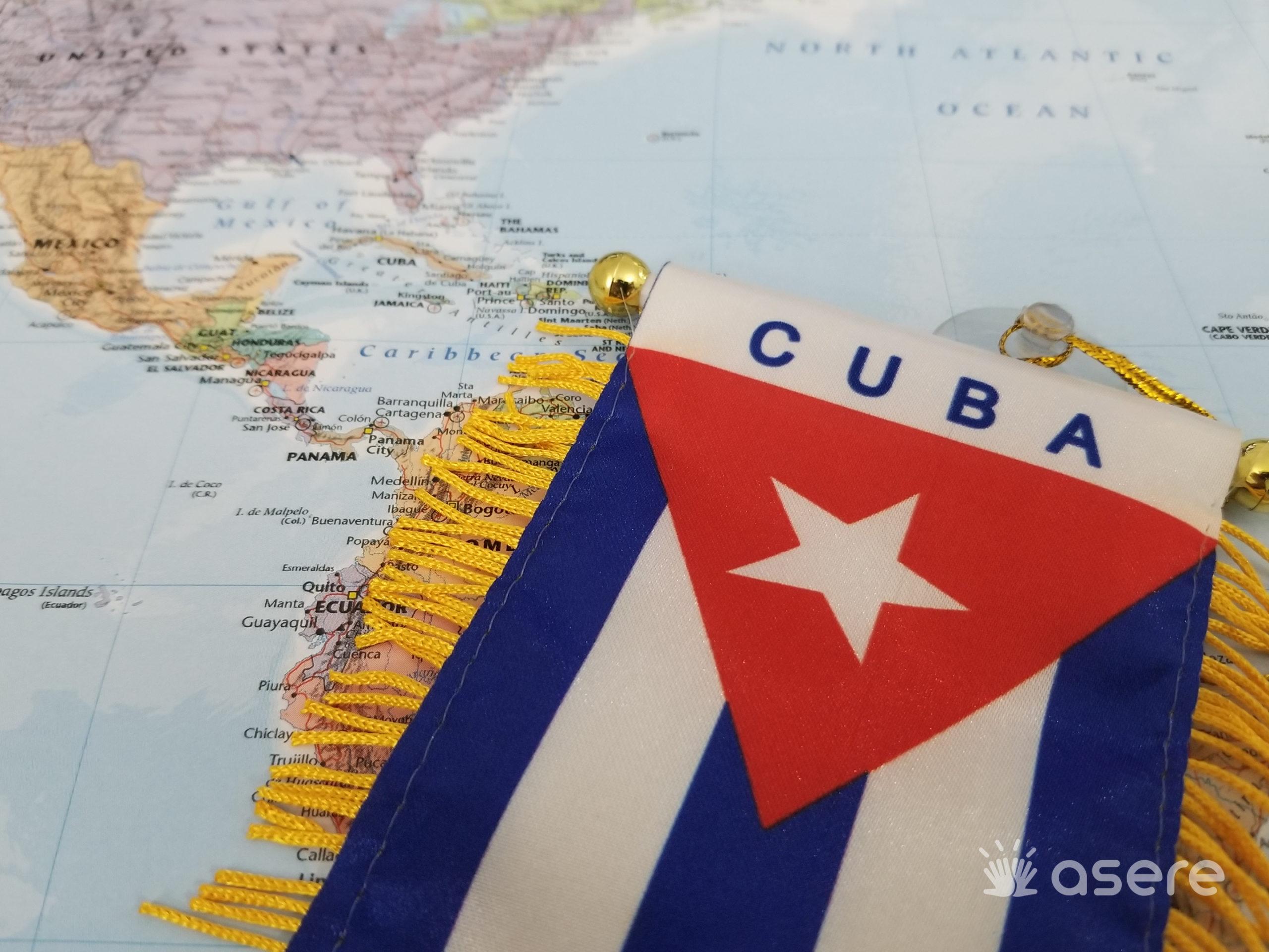 Vuelos a Cuba escala en Cancun