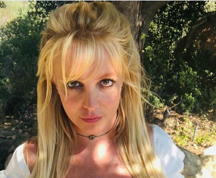 Britney Spears Cuts Hair And Reveals Suspicious Scar As Fans Doubt Authenticity