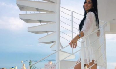 Yuliet Cruz deslumbra con su sesión de fotos en La Habana