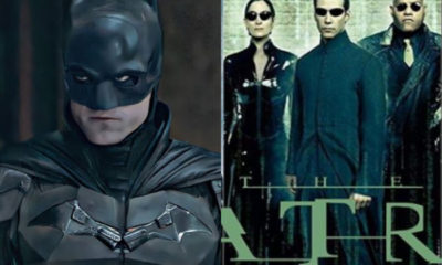 The Batman y La Matrix 4