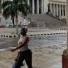 Titina, la mujer que montaba bicicleta y causó furor en La Habana