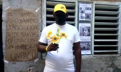 UNPACU desconoce situación legal de opositor arrestado y en huelga de hambre desde hace semanas