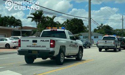 Arrestan a cubano de Hialeah Gardens por posesión y tráfico de cocaína