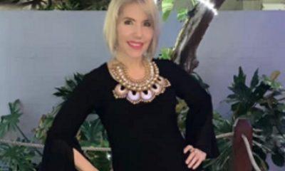 ¡Tan atractiva como siempre! Rebeca Martínez está de cumpleaños