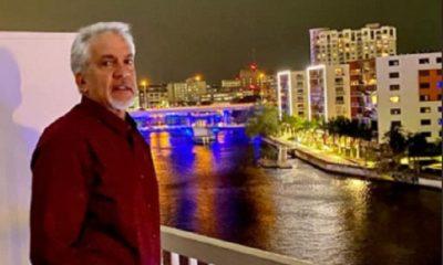 Actor cubano Armando Tommey festeja sus 65 años en Tampa